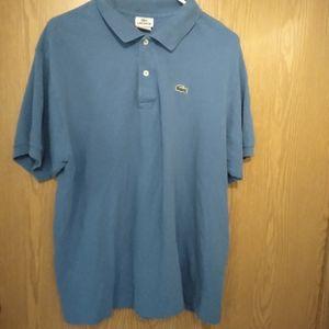 Lacoste polo shirt size 7 2xl